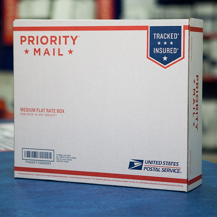 usps priority mail flatrate